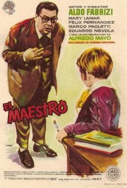 Постер фильма Маэстро (1957)