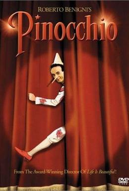 Постер фильма Пиноккио (2002)