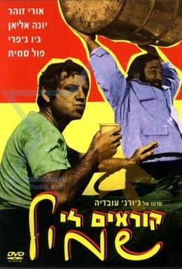 Постер фильма Меня зовут Шмиль (1973)