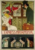 Брачный экспресс (1912)