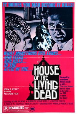 Постер фильма Дом живых мертвецов (1974)
