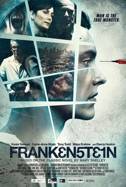 Постер фильма Франкенштейн (2015)