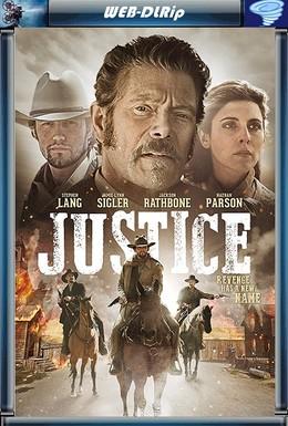 Постер фильма Правосудие (2017)