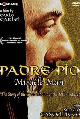 Постер фильма Отец Пио (2000)