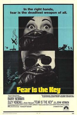Постер фильма Страх отпирает двери (1972)