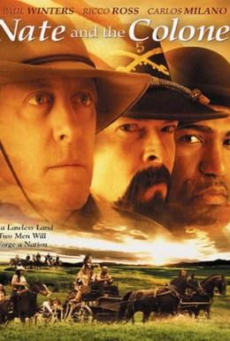 Постер фильма Нэйт и полковник (2003)