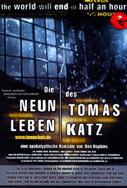 Постер фильма Девять жизней Томаса Катца (2000)