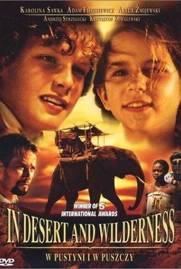 Постер фильма В пустыне и джунглях (2001)
