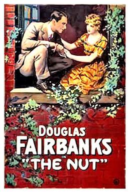 Постер фильма Щёголь (1921)