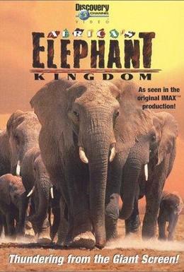 Постер фильма Африка – королевство слонов (1998)