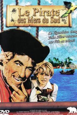 Постер фильма Длинный Джон Сильвер (1954)