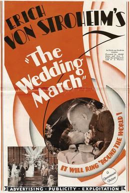 Постер фильма Свадебный марш (1928)