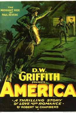 Постер фильма Америка (1924)