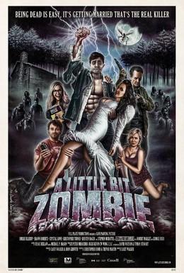 Постер фильма Немного зомби (2012)