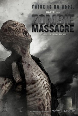 Постер фильма Резня зомби (2013)