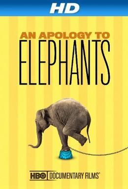 Постер фильма В защиту слонов (2013)