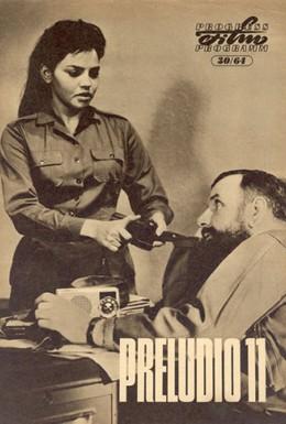 Постер фильма Прелюдия 11 (1964)