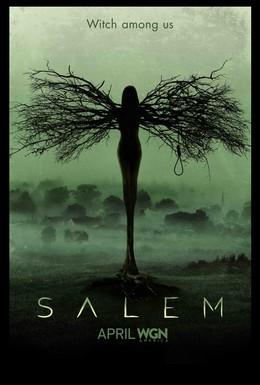 Постер фильма Салем (2014)