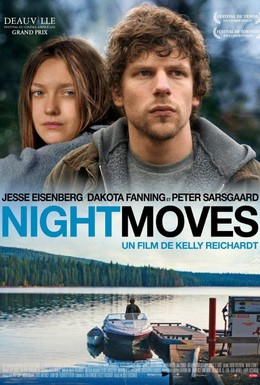 Постер фильма Ночные движения (2013)