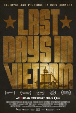 Постер фильма Последние дни во Вьетнаме (2014)