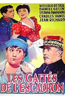 Постер фильма Веселый эскадрон (1954)