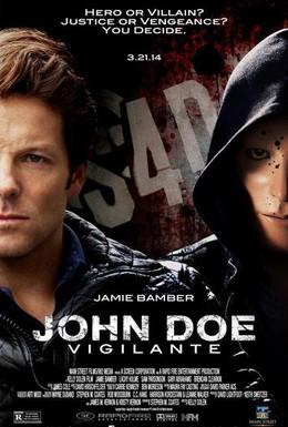 Постер фильма Джон Доу (2014)