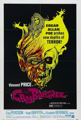 Постер фильма Плач Банши (1970)