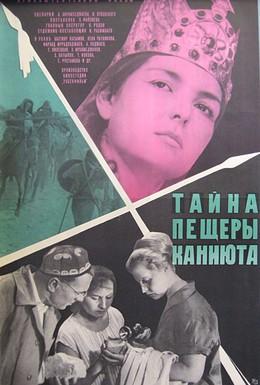 Постер фильма Тайна пещеры Каниюта (1966)