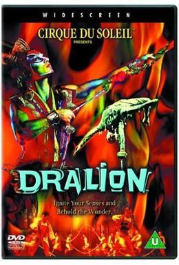 Постер фильма Цирк Солнца: Dralion (2001)
