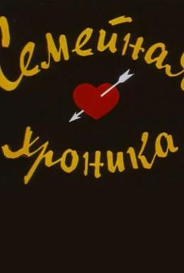 Постер фильма Семейная хроника (1961)