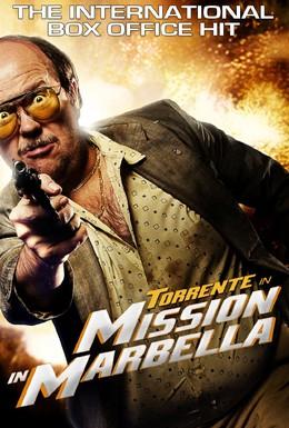 Постер фильма Миссия в Марбелью (2001)