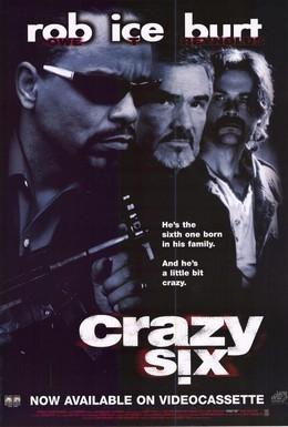 Постер фильма Безумная шестерка (1997)