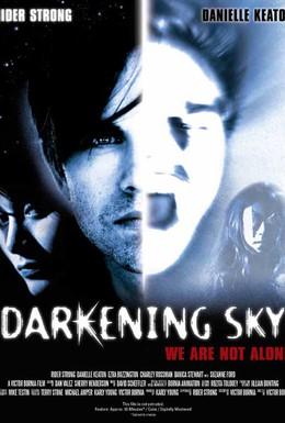 Постер фильма Темнеющее небо (2010)