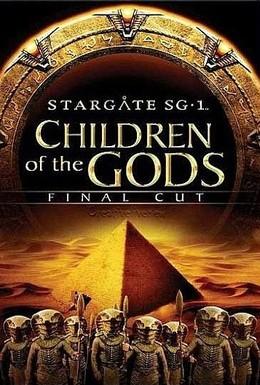 Постер фильма Звездные врата ЗВ-1: Дети Богов – Финальная версия (2009)