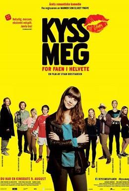 Постер фильма Целуй меня, идиот (2013)