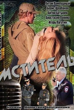 Постер фильма Мститель (2013)