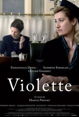 Постер фильма Виолетт (2013)