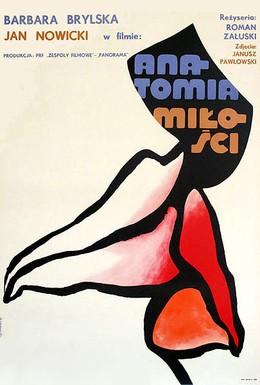 Постер фильма Анатомия любви (1972)