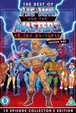 Постер фильма Хи-Мэн и Властелины Вселенной (1983)