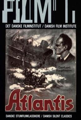 Постер фильма Атлантика (1913)
