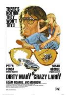 Грязная Мэри, сумасшедший Ларри (1974)