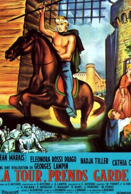 Постер фильма Ля Тур, берегись! (1958)