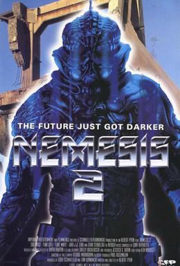 Постер фильма Немезида 2: Невидимка (1995)