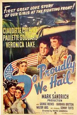 Постер фильма Сквозь горе, тоску и утраты (1943)