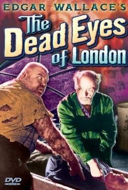 Постер фильма Мертвые глаза Лондона (1961)