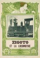 Зигото ведёт локомотив (1912)