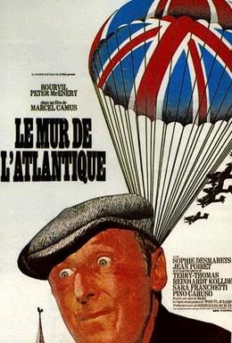 Постер фильма Атлантический вал (1970)