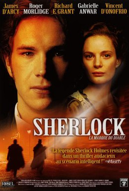 Постер фильма Шерлок: Дело зла (2002)