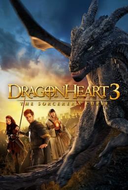 Постер фильма Сердце дракона 3: Проклятье чародея (2015)
