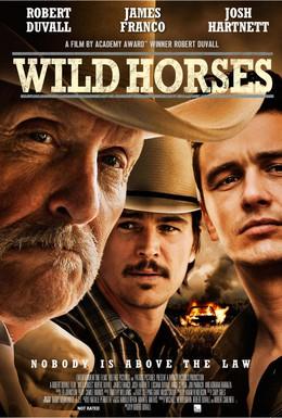 Постер фильма Дикие лошади (2015)
